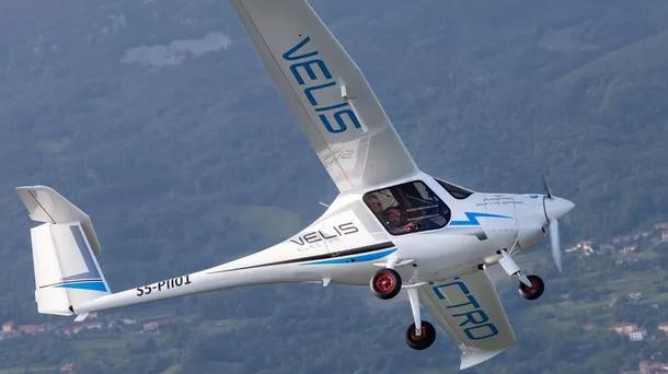 Cet avion 100% électrique reçoit le premier «permis de voler» en Europe