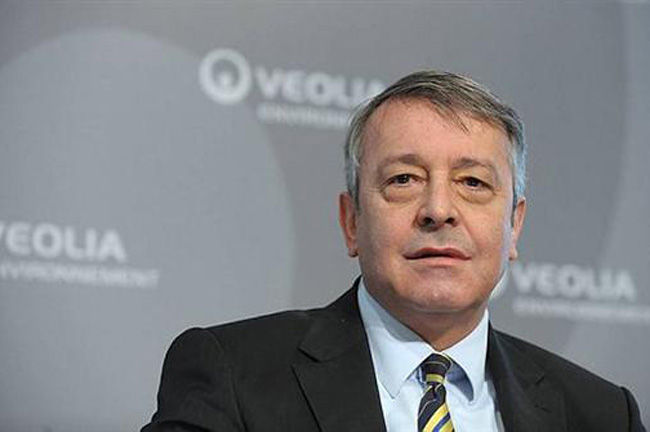 Pour sauver le climat, le patron de Veolia appelle à limiter d'abord les émissions de méthane