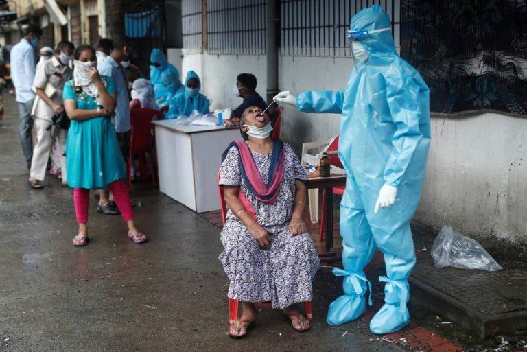 La progression du virus s'accélère dans le monde