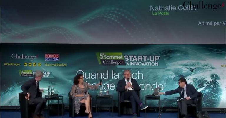 Sommet des start-up: le numérique crée des opportunités de croissance… et des inégalités