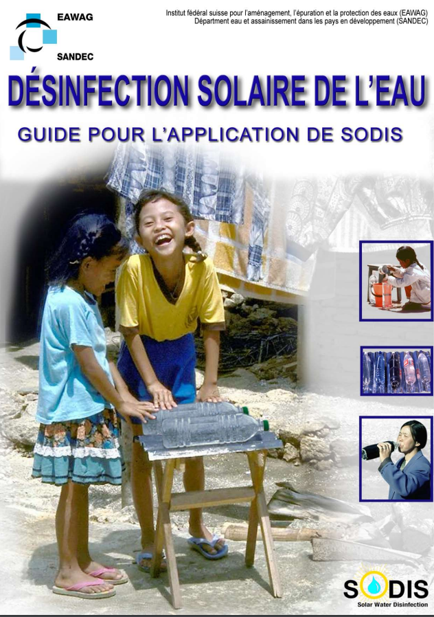Purification solaire de l'eau : la méthode SODIS