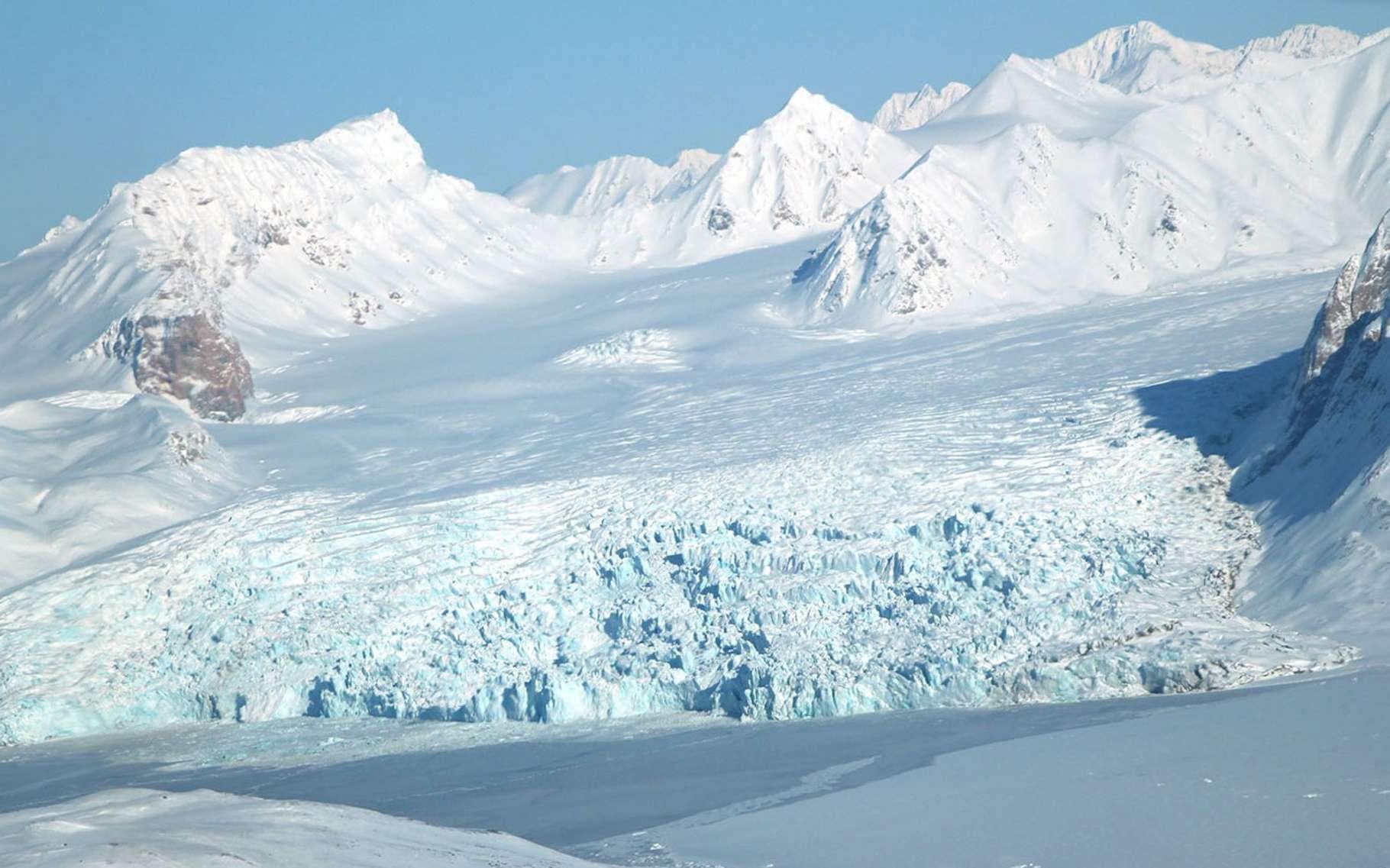 La fonte des glaces épuiserait les ressources en eau potable