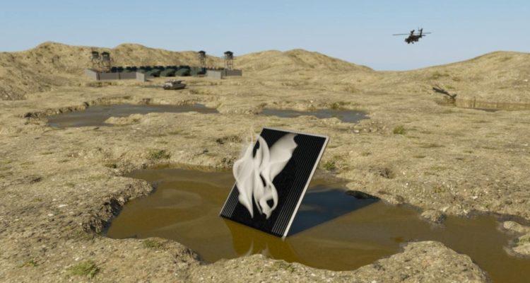 Un nouveau matériau pour assainir l'eau via l'énergie solaire