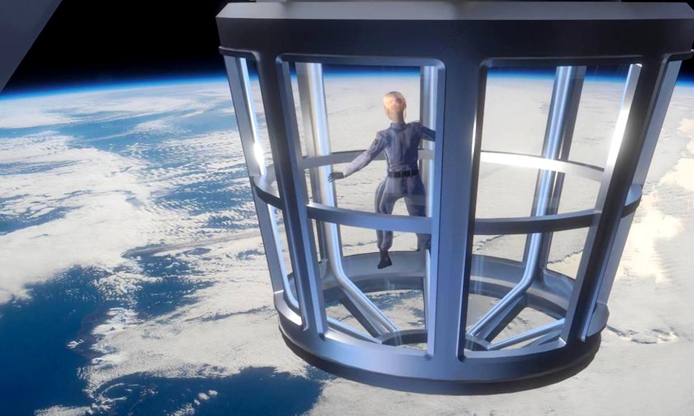 Cocorico : le premier hôtel spatial sera «made in France»