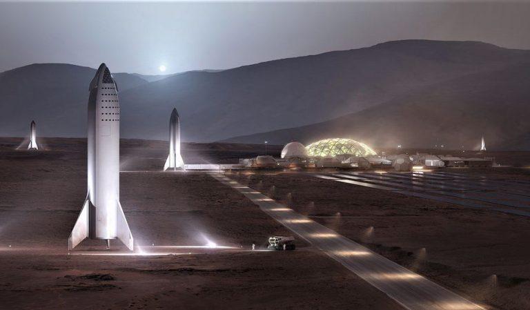 SpaceX prévoit de construire des spatioports flottants