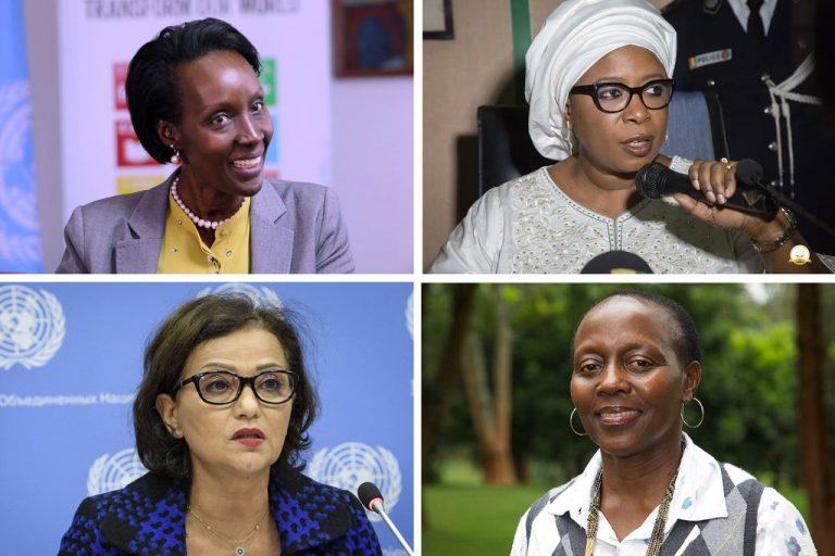 Quatre femmes africaines nommées à des postes de direction à l'ONU