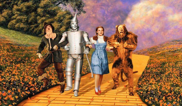 Le Magicien d'Oz a été stocké dans de l'ADN avec une efficacité inédite