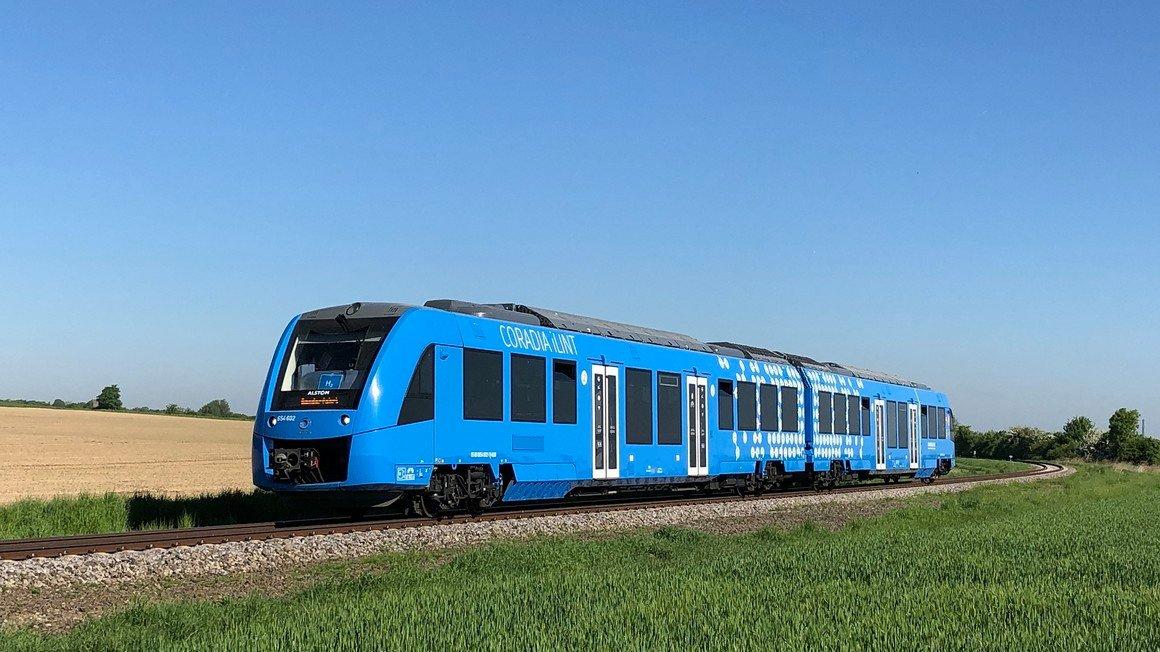 La première station de recharge à hydrogène ferrovière annoncée en Allemagne