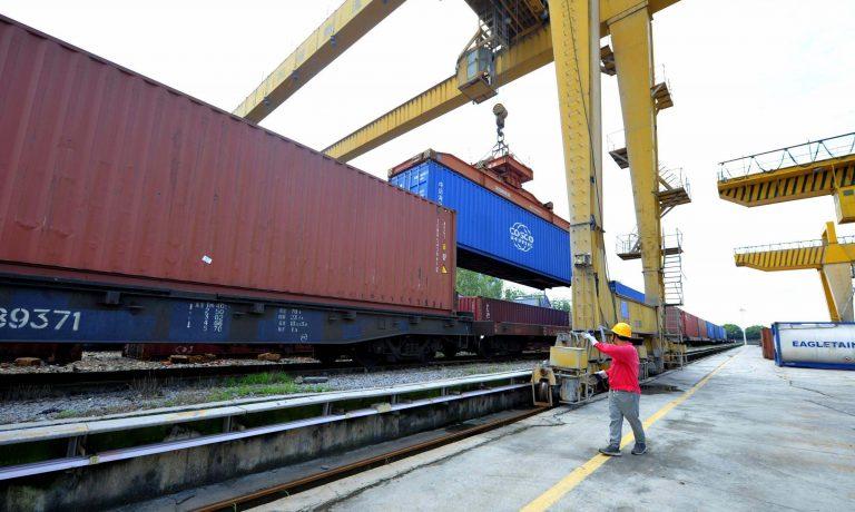 Hausse du fret ferroviaire Chine-Europe : tendance durable ou feu de paille ?