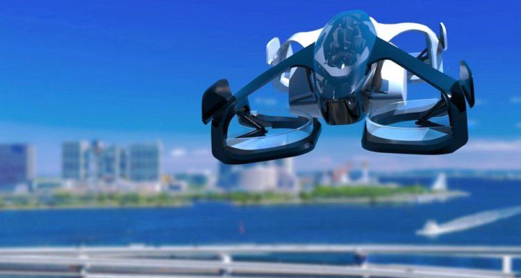 Au Japon, les voitures volantes sont en train de devenir une réalité