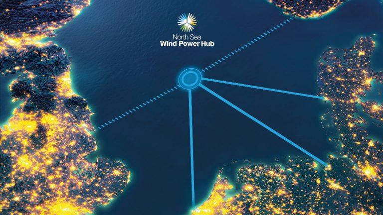 Production d'énergie renouvelable: une île en projet