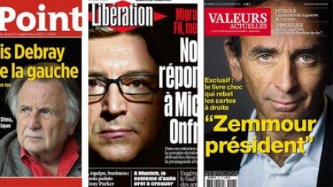 Onfray, Zemmour, Houellebecq… pourquoi cette tendance française au déclinisme ?