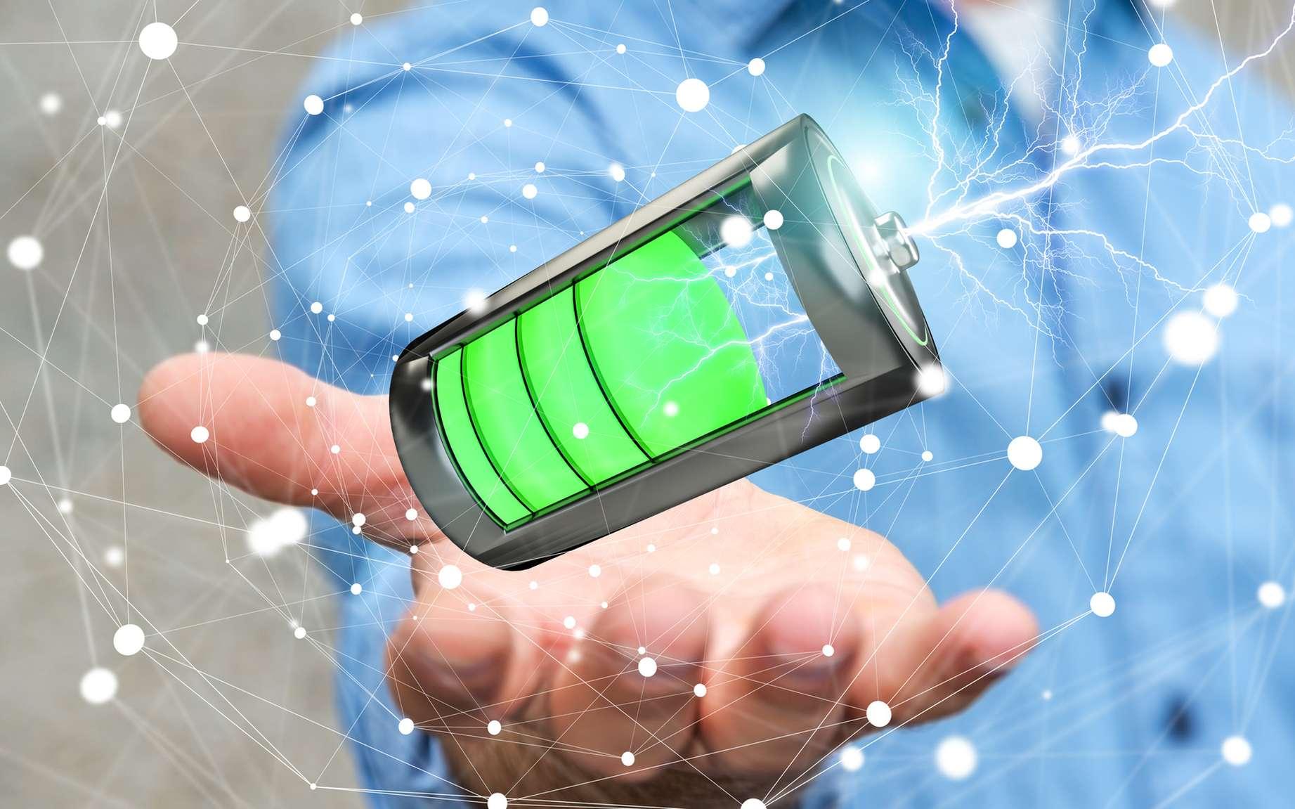 La première batterie en métal liquide qui peut fonctionner à température ambiante