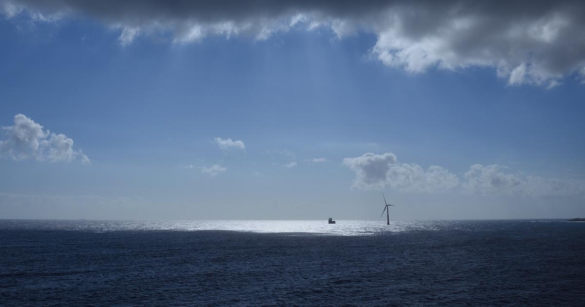 L'éolien offshore décolle dans le monde