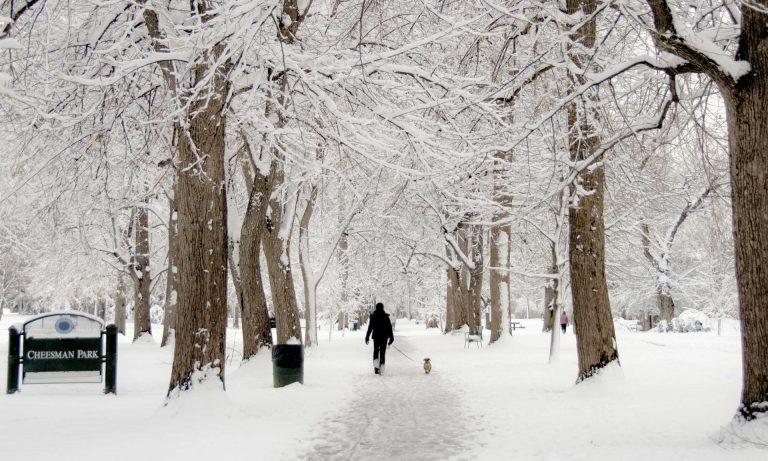 Colorado : la vague de chaleur s'est transformée en tempête de neige