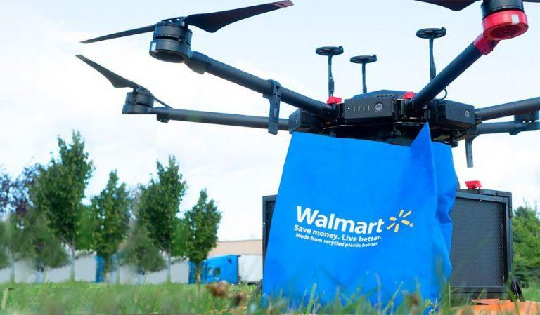 Walmart va tester la livraison par drone