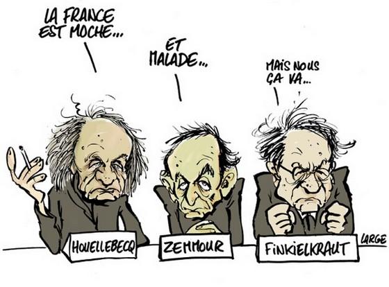 Y a-t-il une crise de la pensée française ?