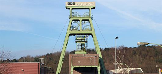 Une mine de charbon allemande bientôt reconvertie en site de stockage ?