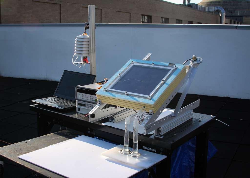Le MIT crée un appareil capable de transformer l'air en eau potable