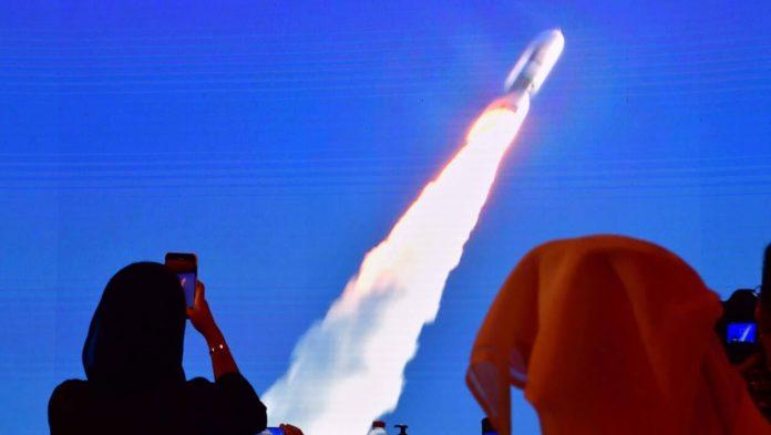 Le monde Arabe à la conquête de la planète Mars