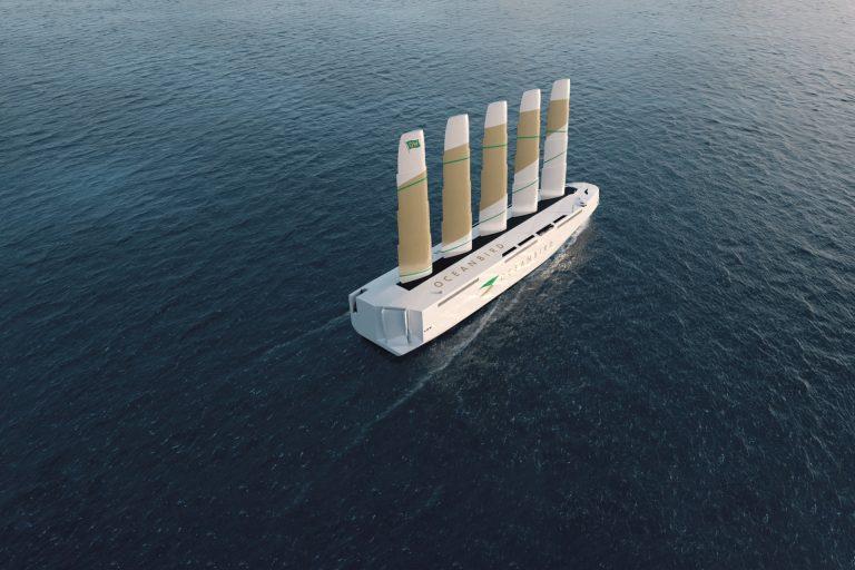 Oceanbird : un cargo transatlantique 100% éolien