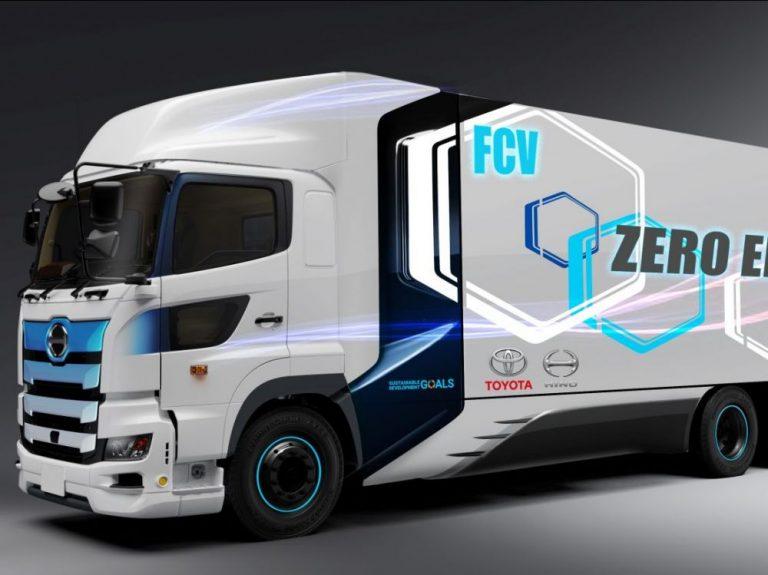 L'hydrogène, super solution pour les… futurs camions