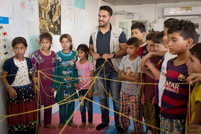 Terre Des Hommes – Protéger les enfants: notre mission depuis 60 ans