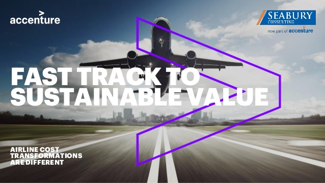 Accenture – BUILDING A TRULY SUSTAINABLE AVIATION INDUSTRY