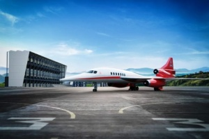 Aerion teams with Carbon Engineering on DAC-sourced synthetic jet fuels for its supersonic business aircraft