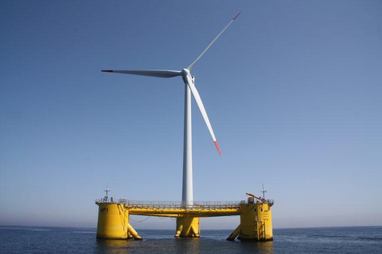 Décollage de l'éolien flottant : son potentiel est énorme