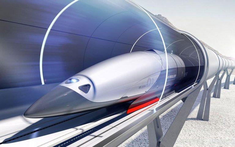 Le train supersonique sud-coréen atteint les 1000 km/h