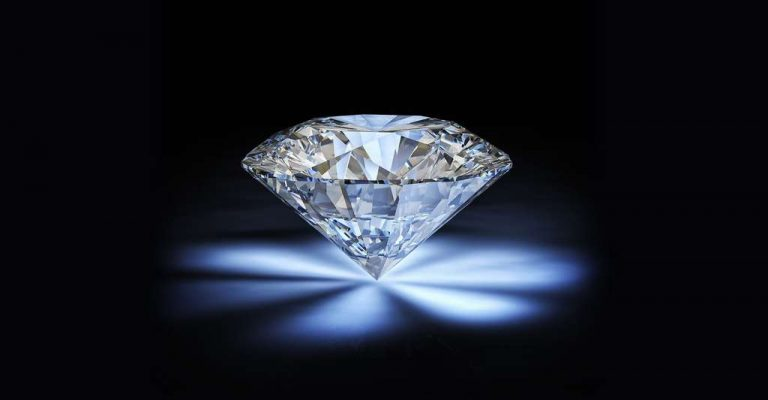 These diamonds are made of CO2 sucked from the air