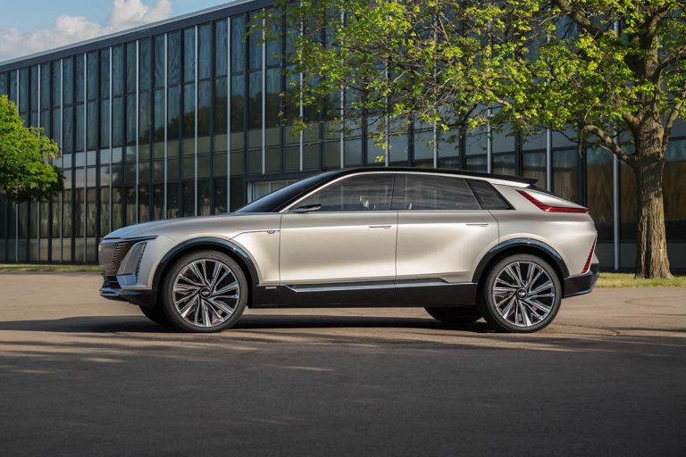 GM accélère et promet 30 véhicules électriques d'ici 5 ans
