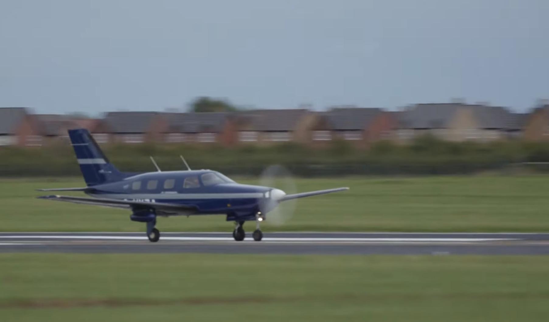 ZeroAvia a réalisé le tout premier vol d'un avion commercial à hydrogène