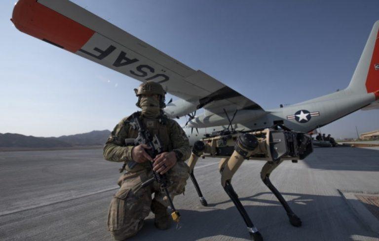 L'Armée américaine déploie ses chiens-robots pour un test à grande échelle