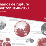 Rapport Vigie 2020 de Futuribles International : Scénarios de rupture à l'horizon 2040-2050