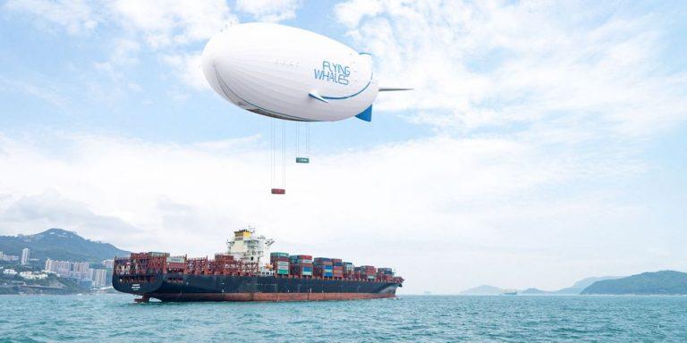 Vidéo. Gironde : l'entreprise Flying Whales dévoile le design de son aéronef
