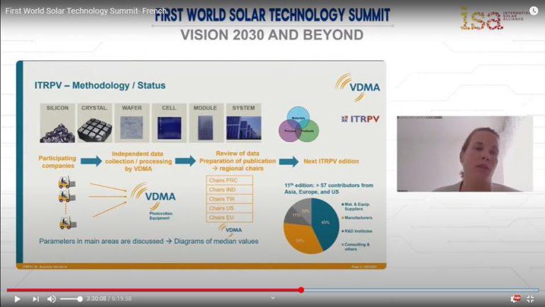 Sessions de l'International Solar Alliance