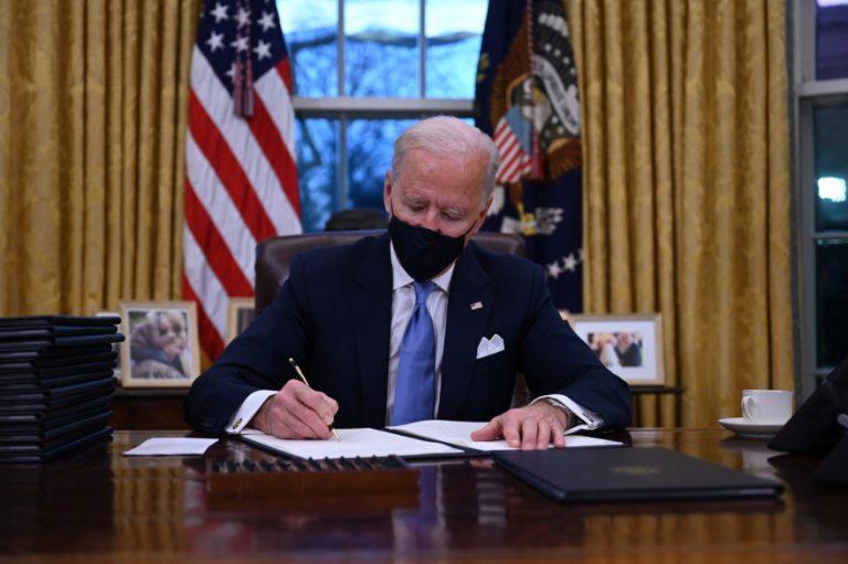 États-Unis : Joe Biden signe le retour du pays dans les Accords de Paris