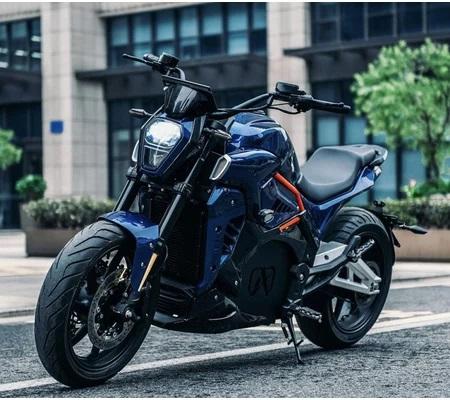 Alrendo TS Bravo : une moto électrique à moins de 10 000 € avec 419 km d'autonomie