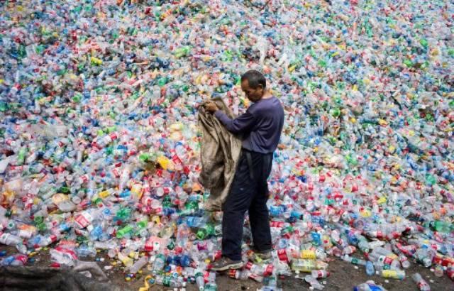 La Chine ferme ses portes aux déchets plastiques, une aubaine pour la France?