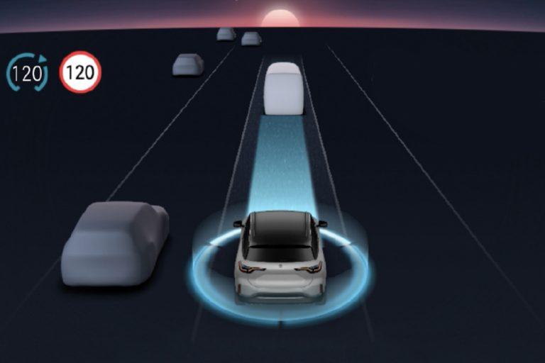 Nio Pilot : 100 millions de km en mode autonome pour les SUV électriques chinois