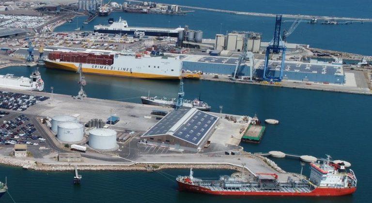 En escale au port de Sète, les navires seront électriques