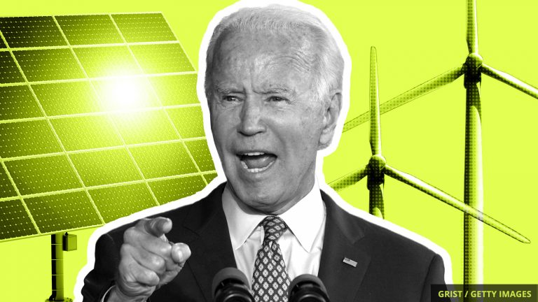Biden's Plans For Carbon Capture Buildout Could Make Headway In Congress