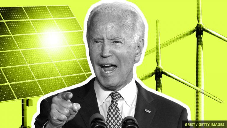 Biden's Plans For Carbon Capture Buildout Could Make Headway In Congress