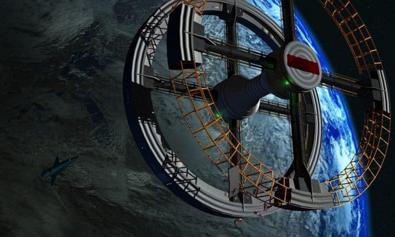 Des scientifiques présentent un projet de station habitée, en orbite autour de Cérès