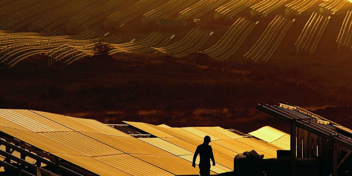 It's time to start wasting solar energy