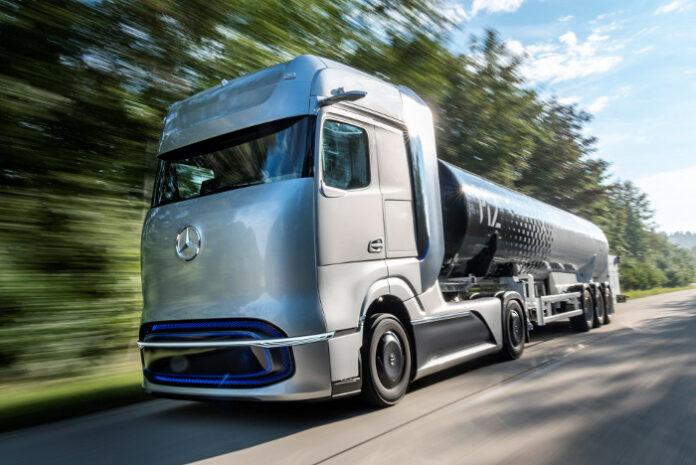 H2Accelerate : Daimler, Volvo, Iveco, Shell et OMV misent sur l'hydrogène