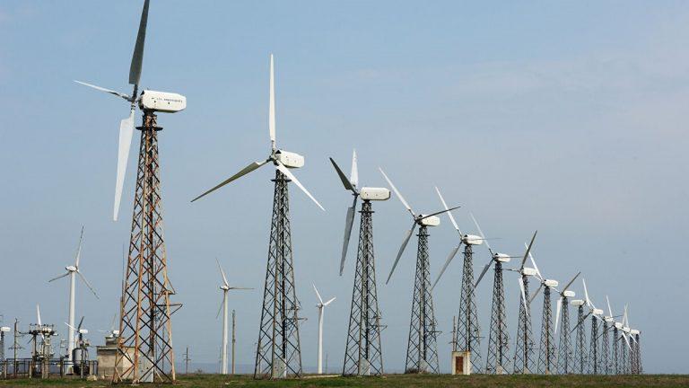 La Russie s'élance dans le développement éolien