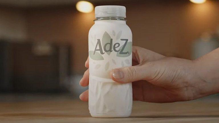 Coca-Cola company trials first paper bottle